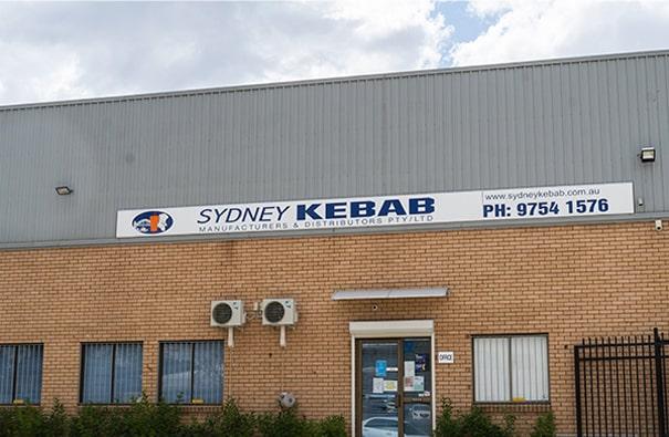 Doner Kebab Meat Wholesale factory